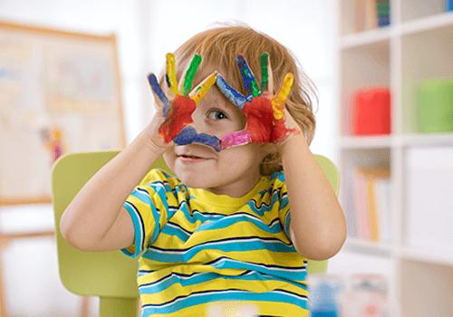 Haus für Kinder - Kindergarten