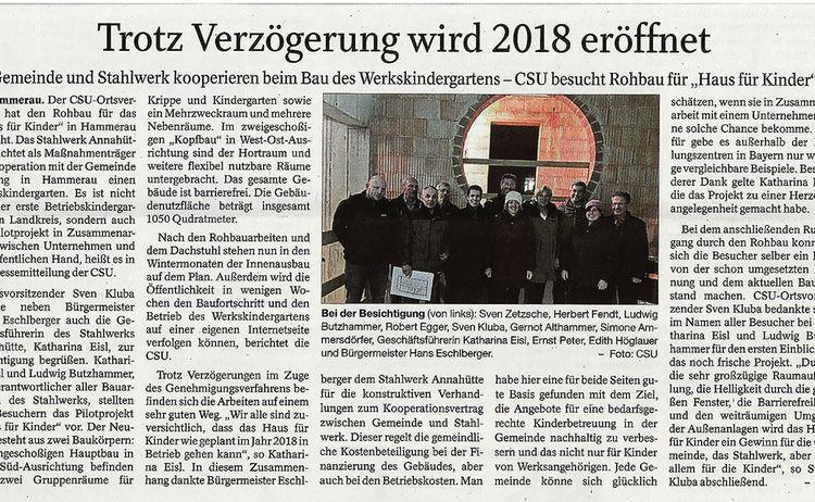 Zeitung Csu 20171208